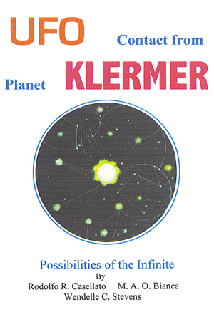 UFO Contact From Planet Klermer